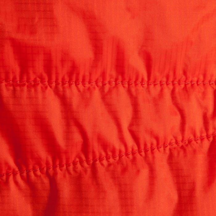 Chaqueta de aislamiento activo HYBRID MUJER Rojo