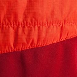 Actief isolerende jas Hybrid dames rood