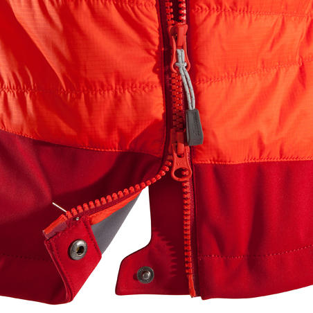 HYBRID LADY Active Insulating Jacket Red