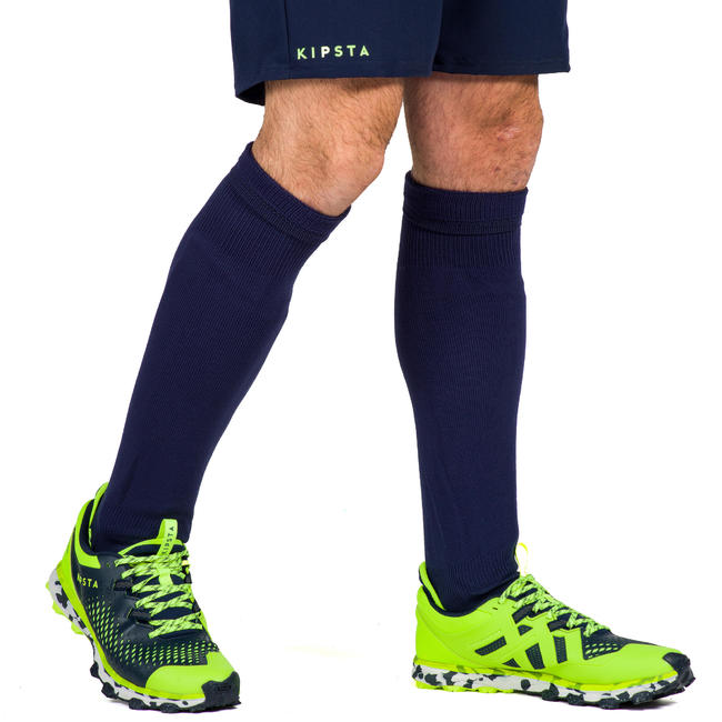 Field Hockey Socks FH500 Kids'/Adult - Navy Blue