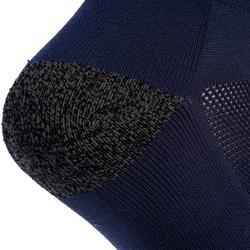 Hockeysokken voor kinderen en volwassenen FH500 marineblauw