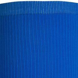 Medias Hockey Hierba Kipsta FH500 Azul Eléctrico Estampado