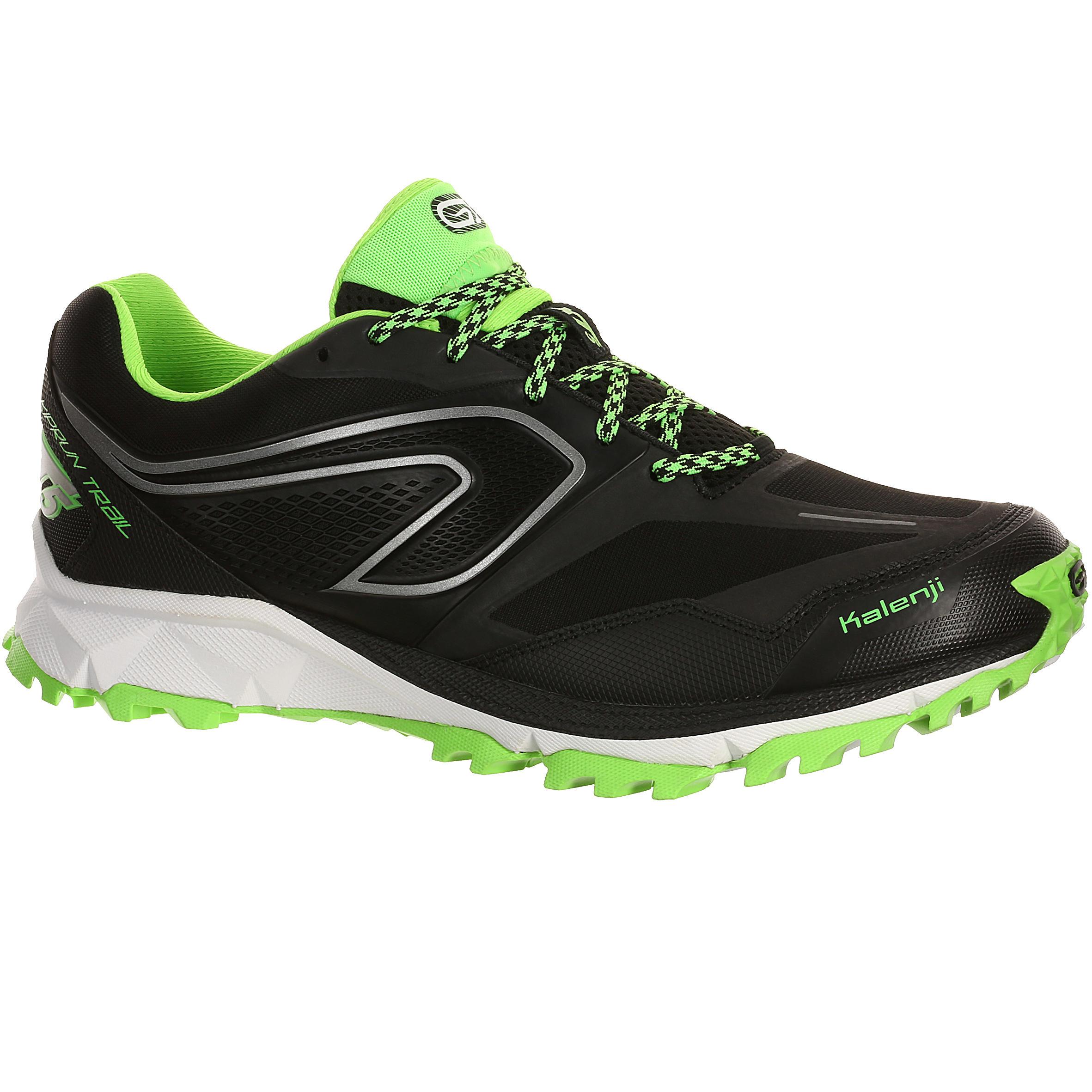 Chaussure Homme Trail Running Waterproof Xt5 Noir Kiprun Lq534ARj
