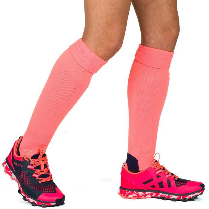 Feldhockey-Socken FH500 Kinder und Erwachsene rosa