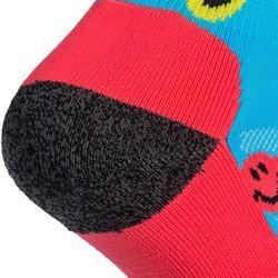 Chaussettes de hockey sur gazon enfant et adulte FH500 smiley