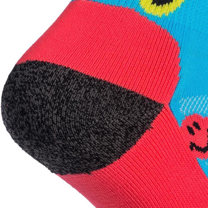 Feldhockey-Socken FH500 Kinder und Erwachsene Smileys
