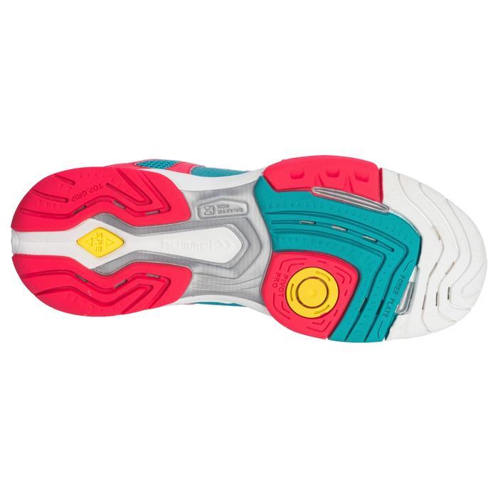 Handballschuhe HB 180 Damen menthol/rosa