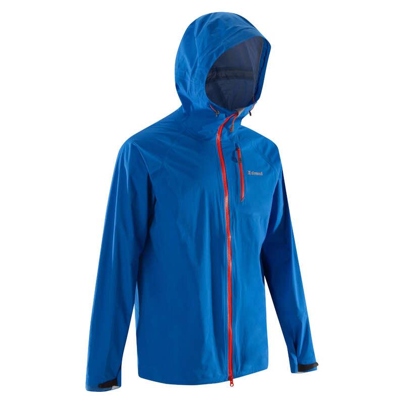 Bergsteigerbekleidung ganzjährig Herrenbekleidung - Regenjacke Alpinism unisex SIMOND - Oberbekleidung Herren