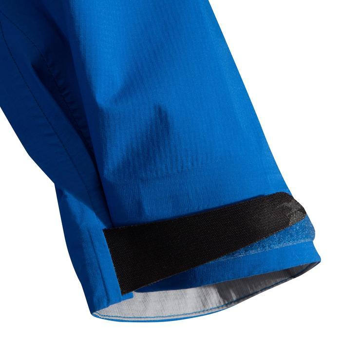 Chaqueta ALPINISMO ULTRALIGHT Azul eléctrico