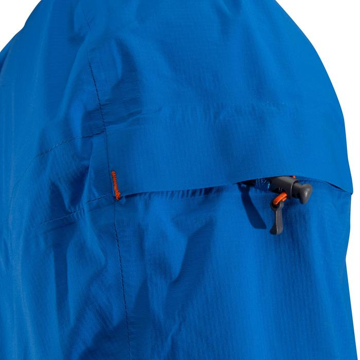 Veste imperméable d'alpinisme - ALPINISM ULTRA-LIGHT Bleu