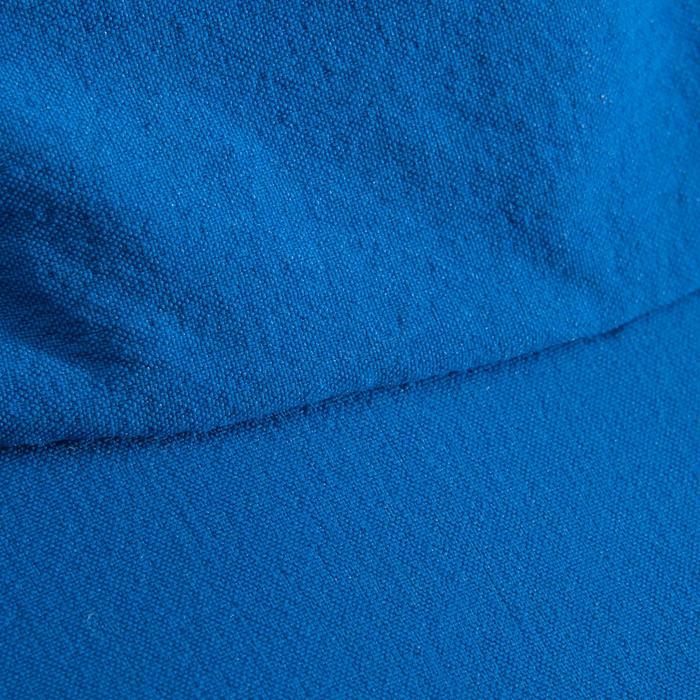 Zonneklep voor alpinisme felblauw