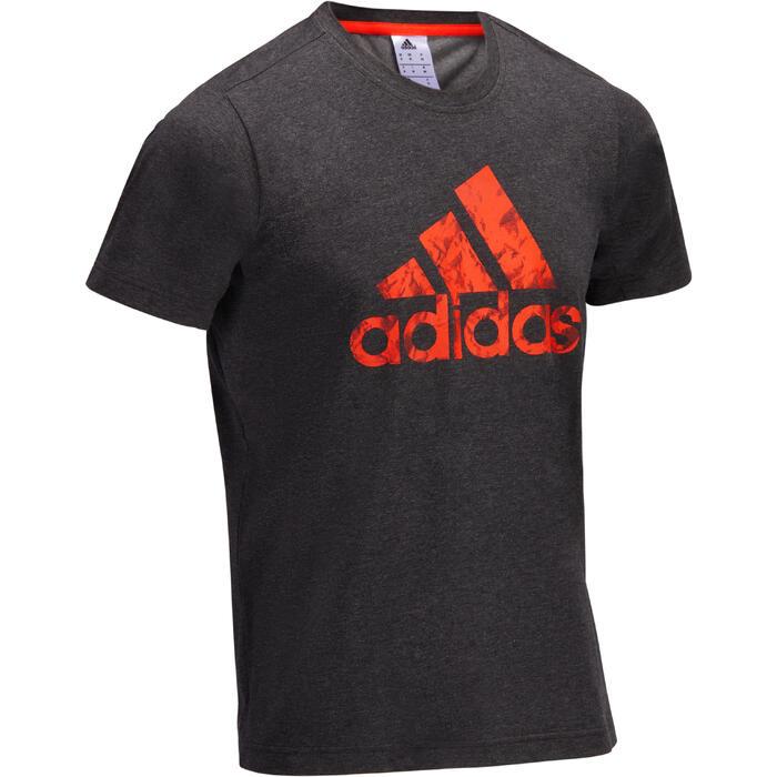 Technisch heren T-shirt Adidas voor gym en pilates