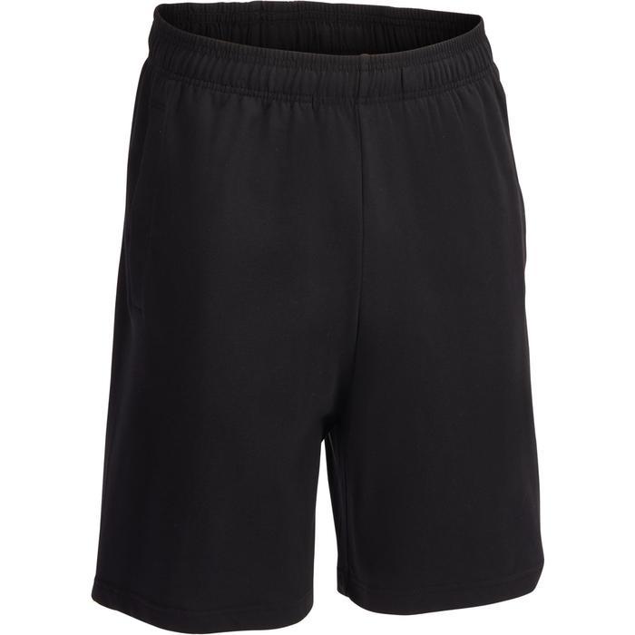 Short Adidas Gym & Pilates noir homme - 1322211