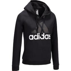 Dameshoodie Adidas voor gym en pilates logo