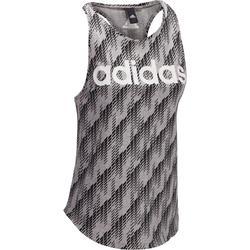 Débardeur Adidas Gym & Pilates femme coton imprimé