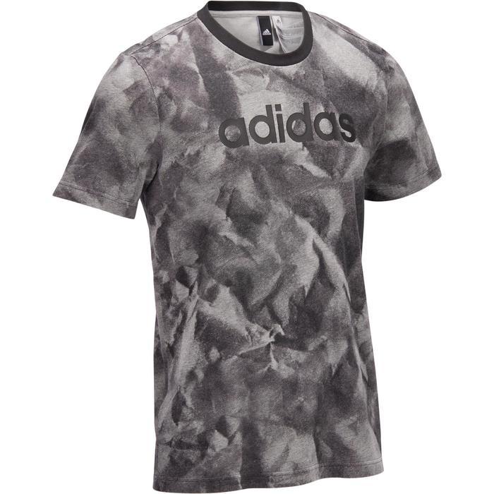 T-Shirt Adidas Gym & Pilates homme avec imprimé - 1322224