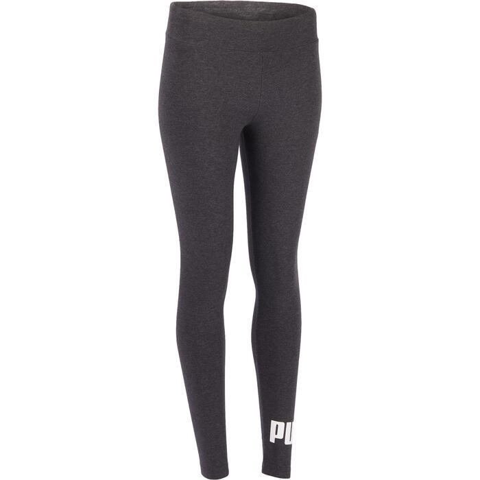 Legging PUMA Gym & Pilates femme gris foncé - 1322228