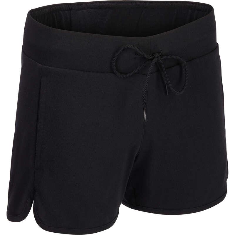 WOMAN T SHIRT LEGGING SHORT Clothing - Women's Light Gym Shorts ADIDAS - Bottoms