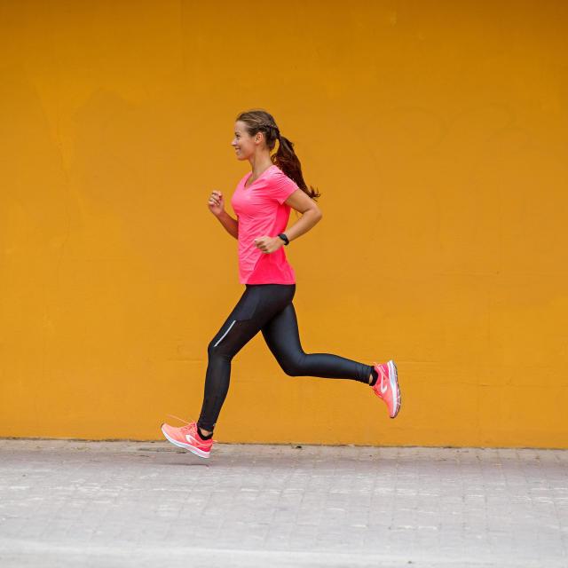 perdre du poids pour la course a pied
