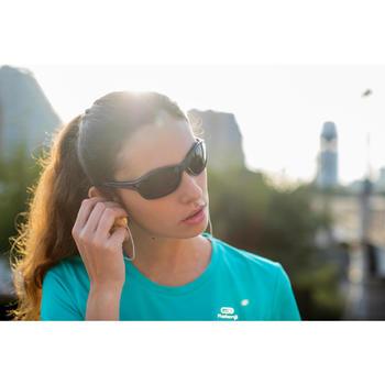 Sonnenbrille Laufen JSG 500 Kategorie 3 grau/rosa