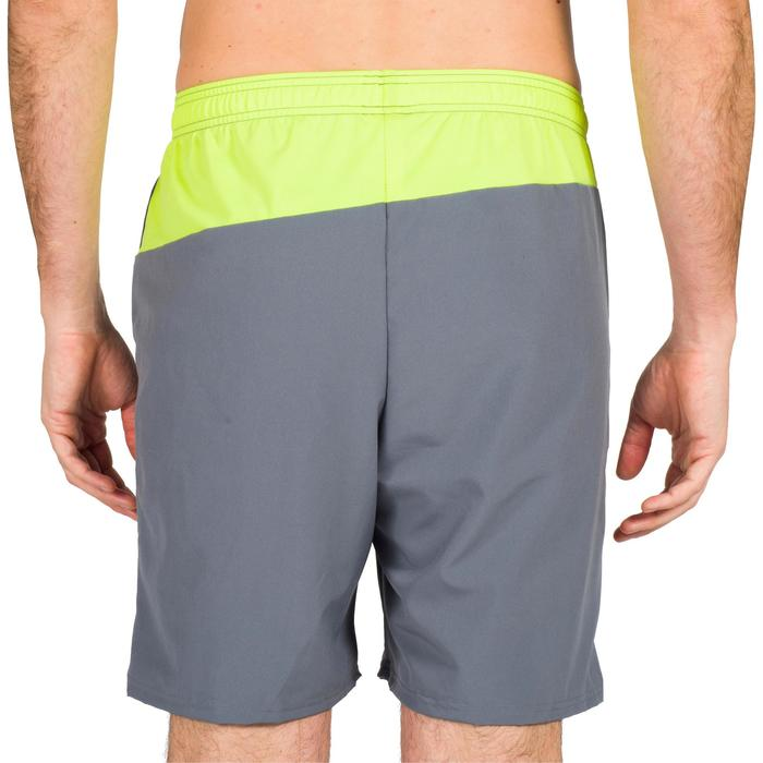 Short de hockey sur gazon homme FH500 gris