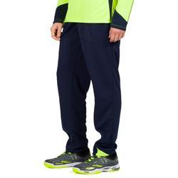 Pantalón portero de balonmano H500 Azul y Amarillo