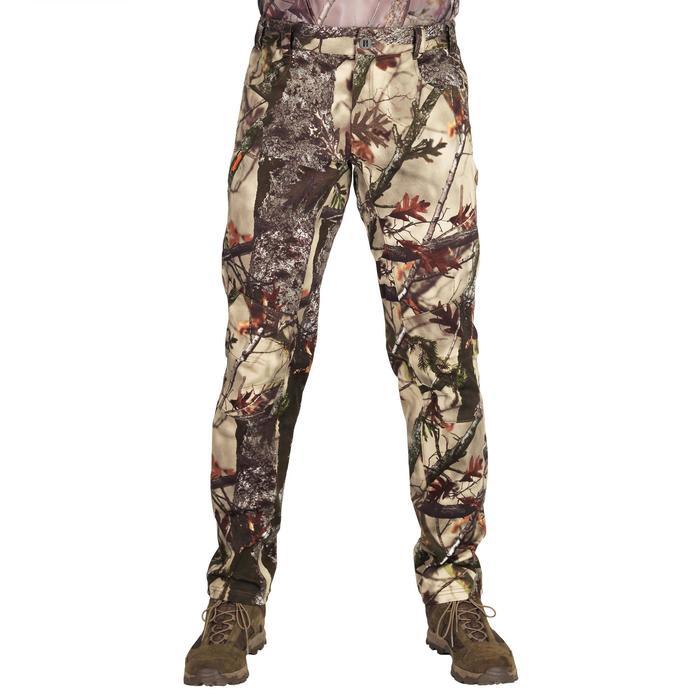 Pantalon chasse Silencieux Respirant BGS500D KamoBrown - 1322618
