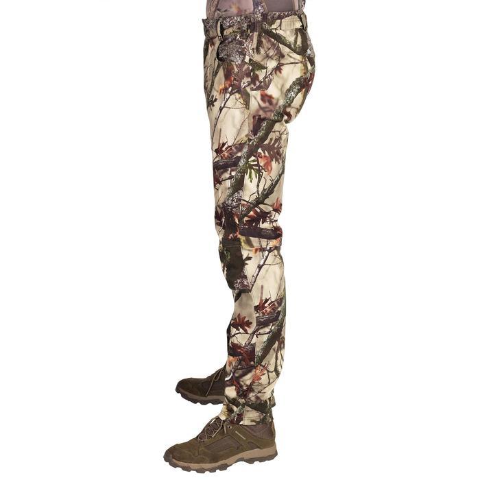 Pantalon chasse Silencieux Respirant BGS500D KamoBrown - 1322621
