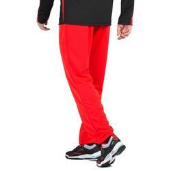 Handball Torwarthose H500 rot/schwarz