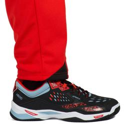 Pantalón portero de balonmano H500 Rojo y Negro