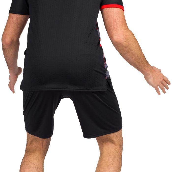 Handbalbroekje heren H500 zwart/grijs