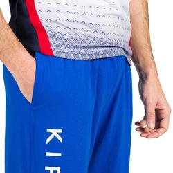 Pantalon de volley-ball V100 homme bleu