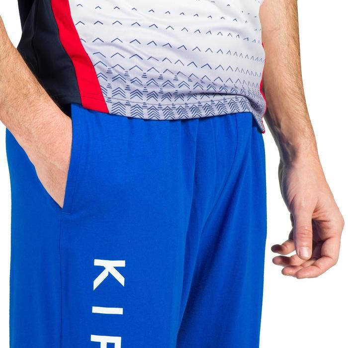 Volleybalbroek voor heren V100 blauw