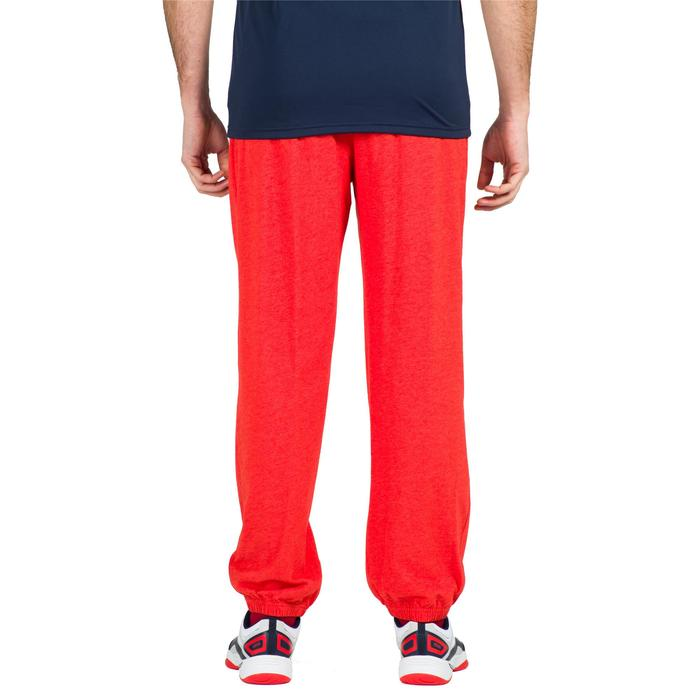 Pantalón de voleibol V100 para hombre rojo