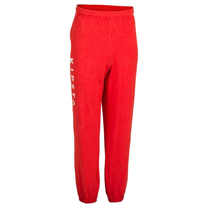 Pantalon de volley-ball V100 homme rouge