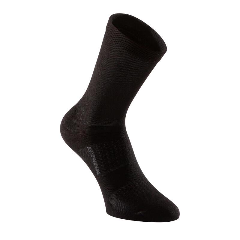 Road R 900 Cycling Socks - Black/Grey