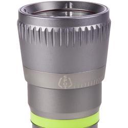 Tauch-Lampe Strahler 800 Lumen aufladbar breiter einstellbarer Lichtstrahl