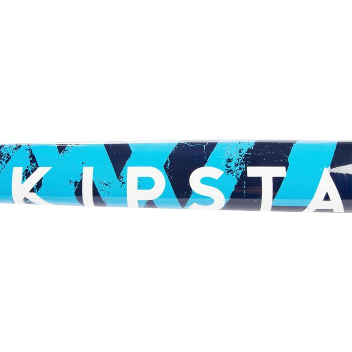 Stick Hockey Hierba Kipsta FB FH100 Niño Iniciación Adulto Ocasional Azul