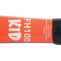 Hockeystick voor beginnende kinderen hout FH100 eenhoorn