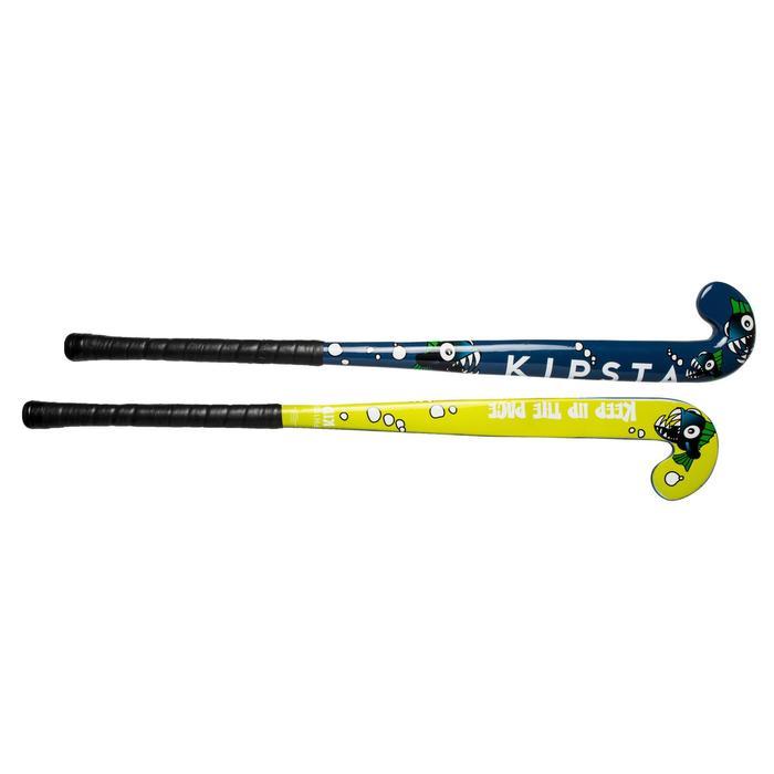Stick Hockey Hierba Kipsta FH100 madera niños piraña