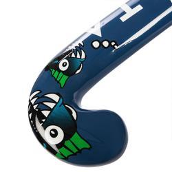 Hockeystick voor beginnende kinderen FH100 Piranha
