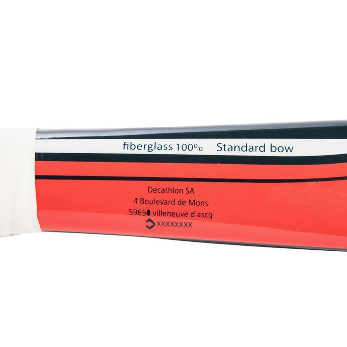 Hockeystick gevorderde kinderen/beginnende volwassenen glasvezel FH110 roze