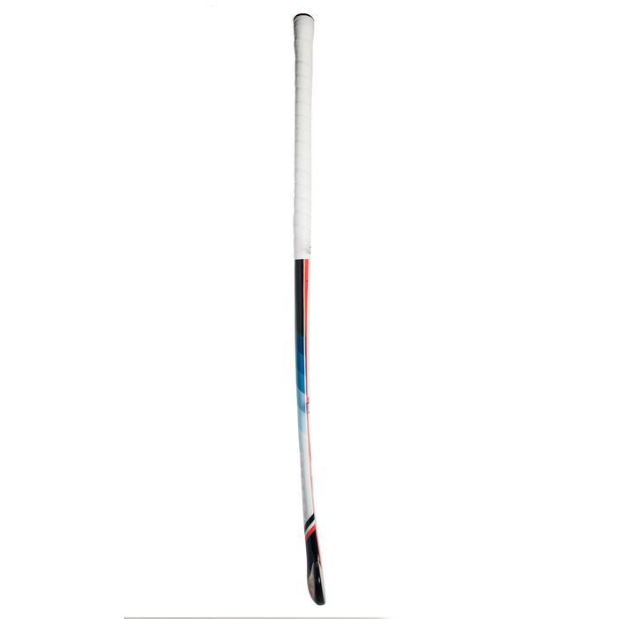 Hockeystick voor gevorderde kinderen en volwassenen glasvezel FH110 roze