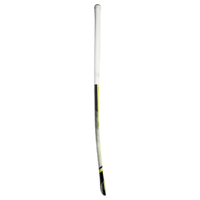 Stick hockey hierba adulto perfeccionamiento midbow 50% carbono FH500 amarillo
