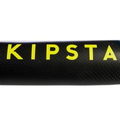 Stick de hockey sur gazon adulte expert lowbow 95% carbone FH900 jaune