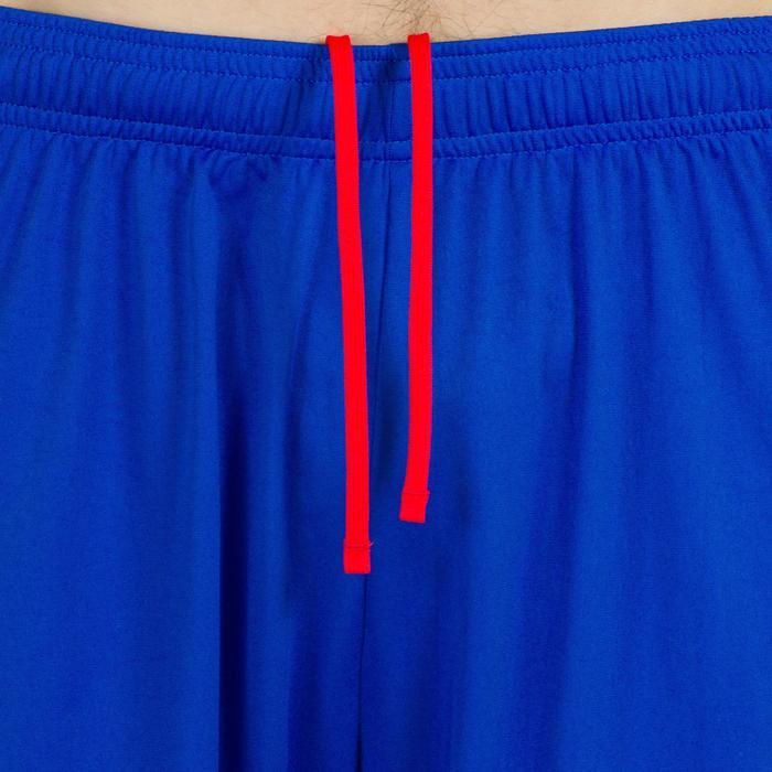 Short de balonmano hombre H500 azul / rojo