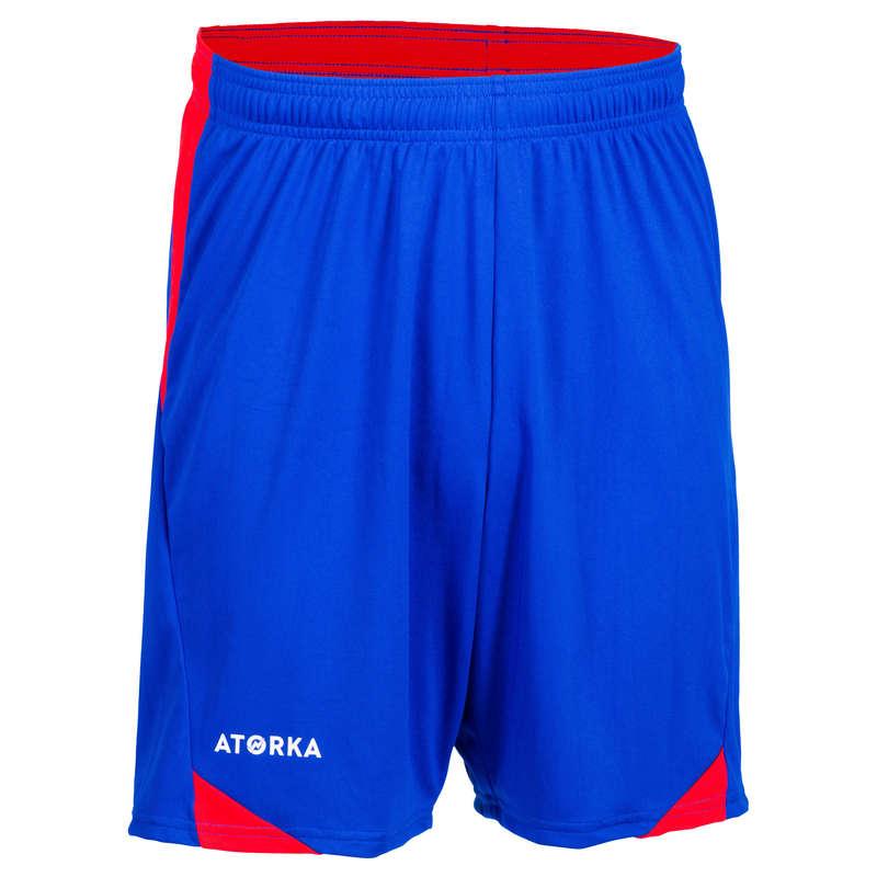 APPAREL SHOES MEN HANDBALL Handball - H500 - Blue/Red ATORKA - Handball