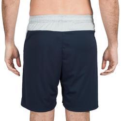 Pantalón de Balonmano Atorka H500 Hombre Azul marino Gris