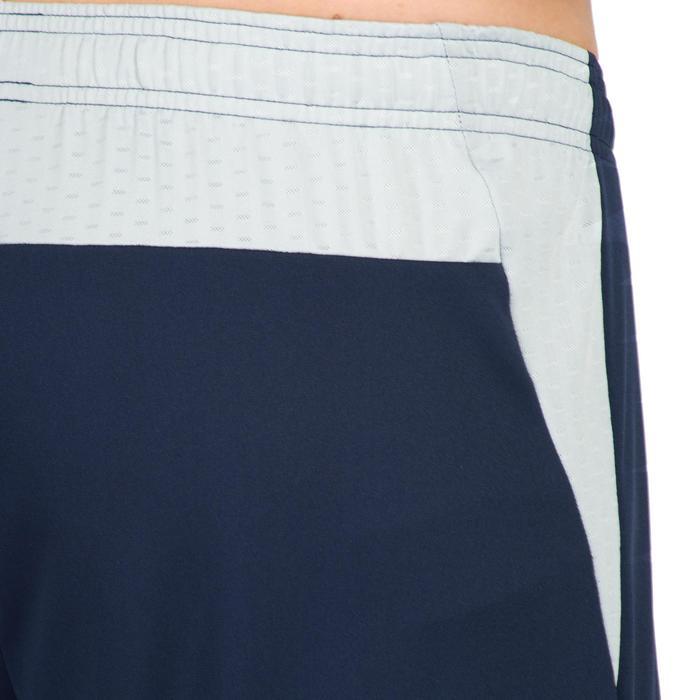 Handbalbroekje heren H500 blauw / grijs