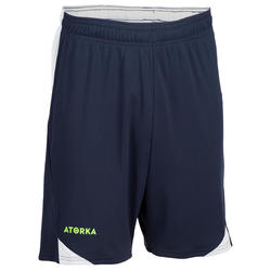H500 Handball Shorts - Blue/Grey